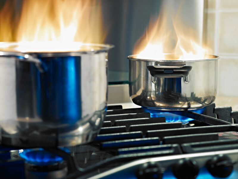 The Below Phlet From Department Of Fire Services Shares Some Great Facts And Tips That Can Be To Help Prevent Cooking Or Baking Fires